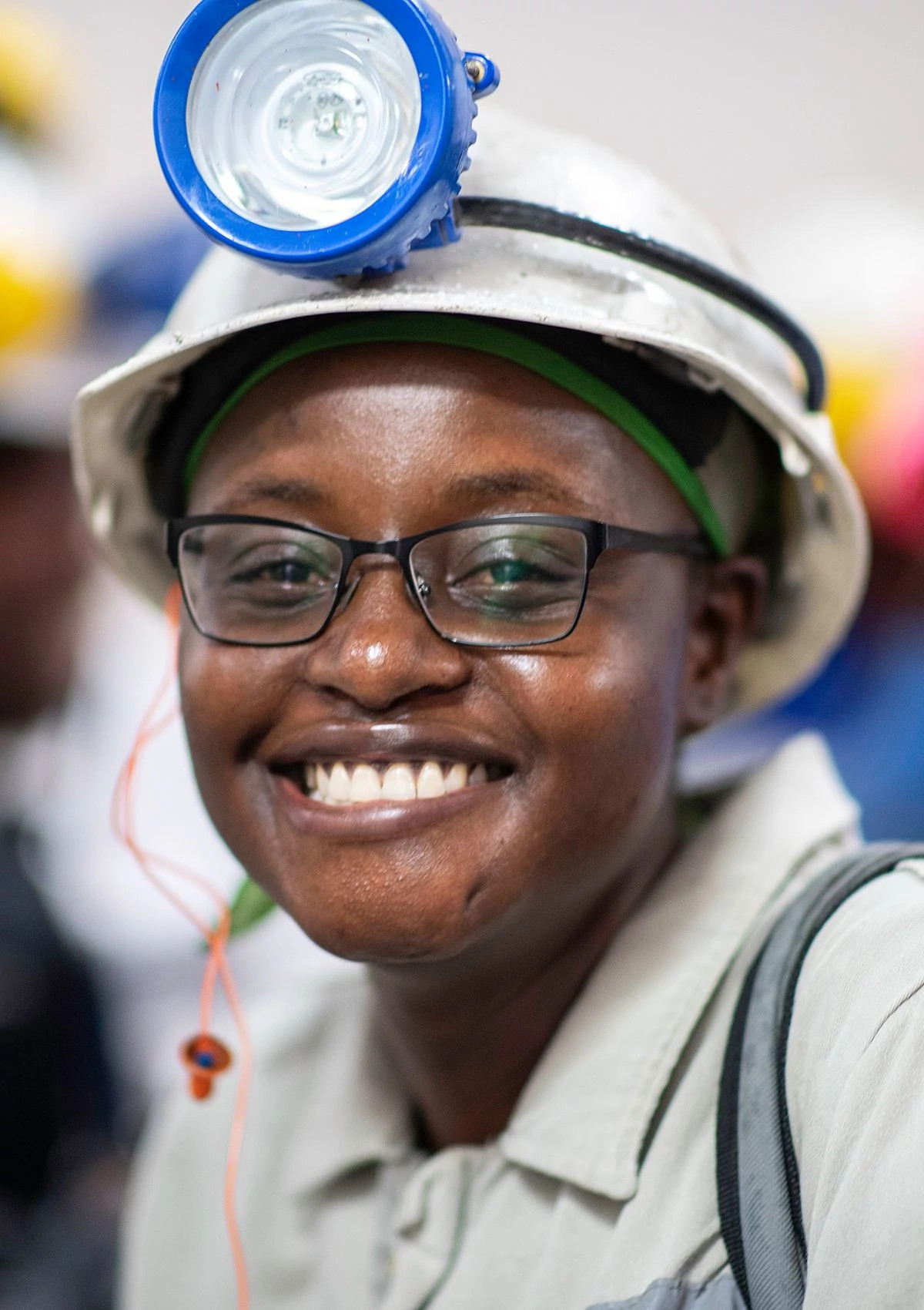 采矿业中的女性