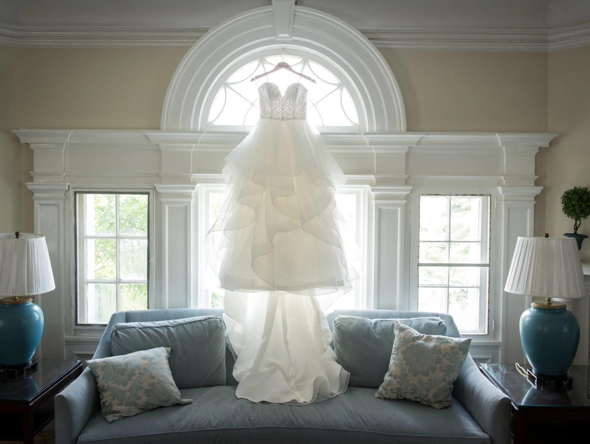 迪娜的婚纱
