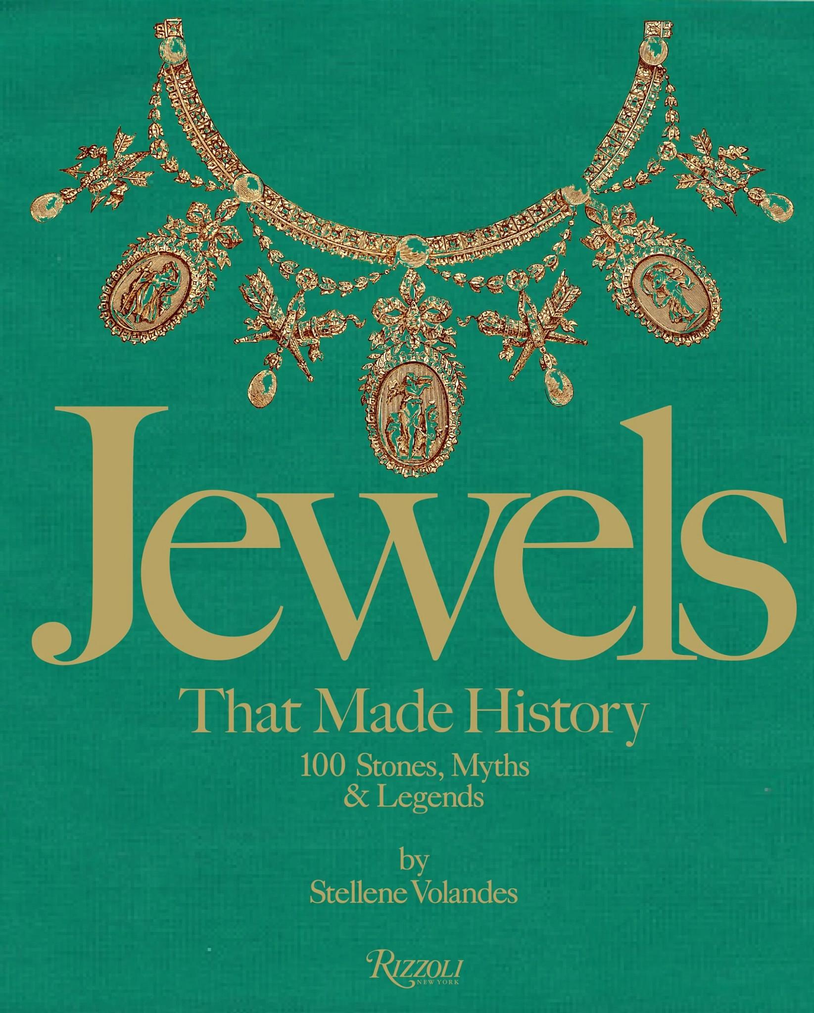 《创造历史的珠宝:101枚宝石、神话和传说》