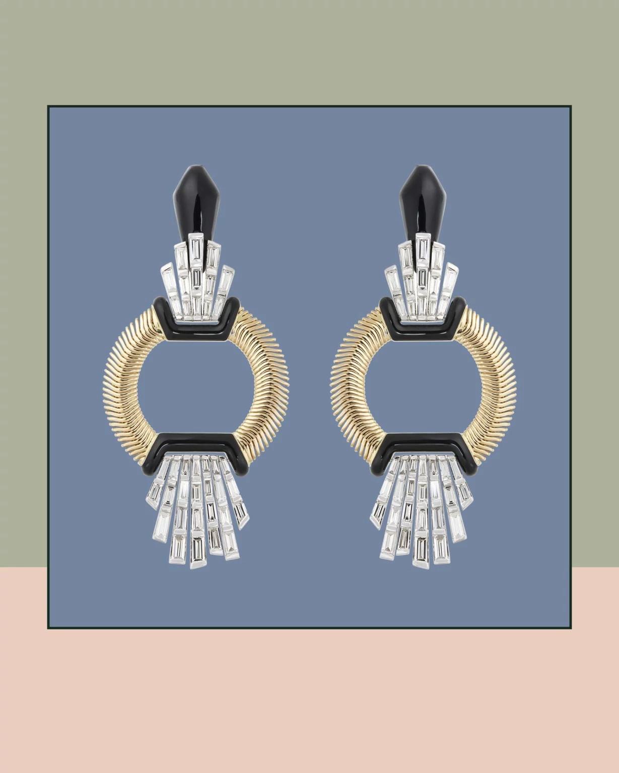 Nikos Koulis的天然钻石作品