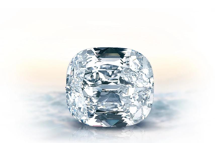 何鸿燊之星天然钻石