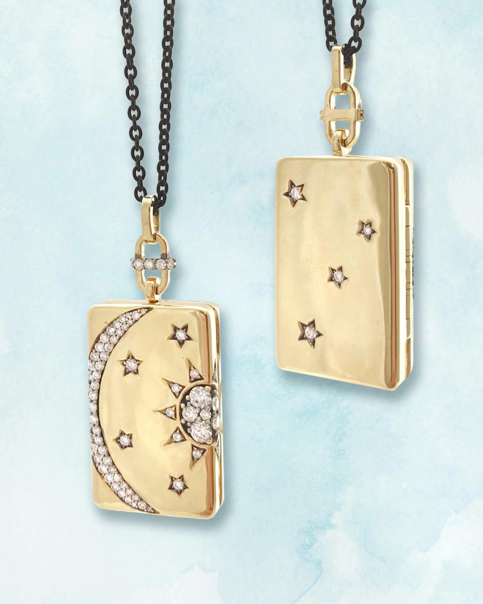 莫妮卡·里奇·科桑设计的天然钻石饰品