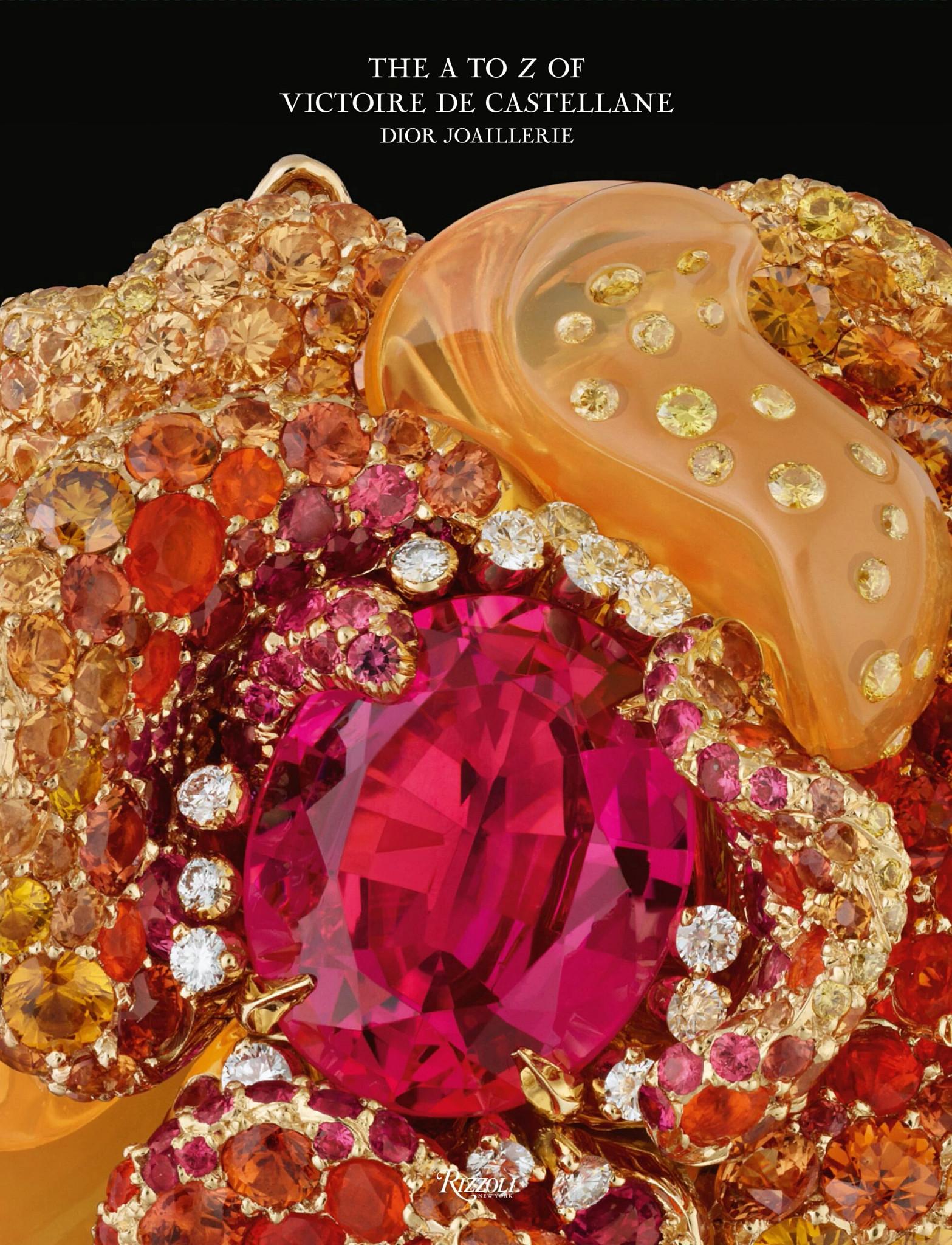 《维多利亚·德·卡斯特兰和她的迪奥高级珠宝》