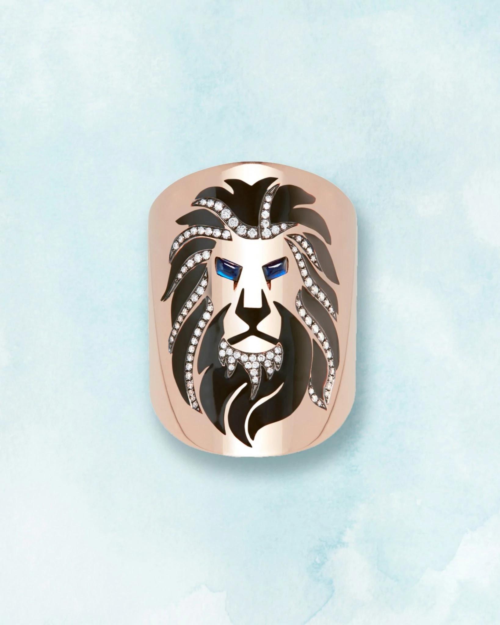黛安·科达斯设计的天然钻石饰品
