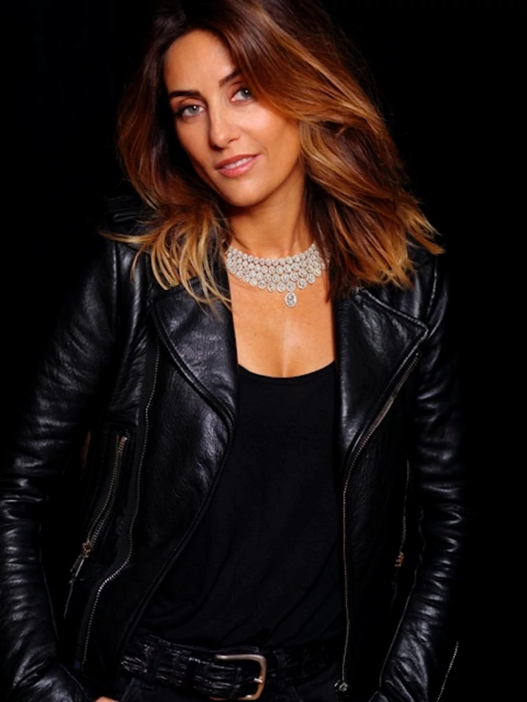 珠宝设计师瓦莱丽·梅西卡