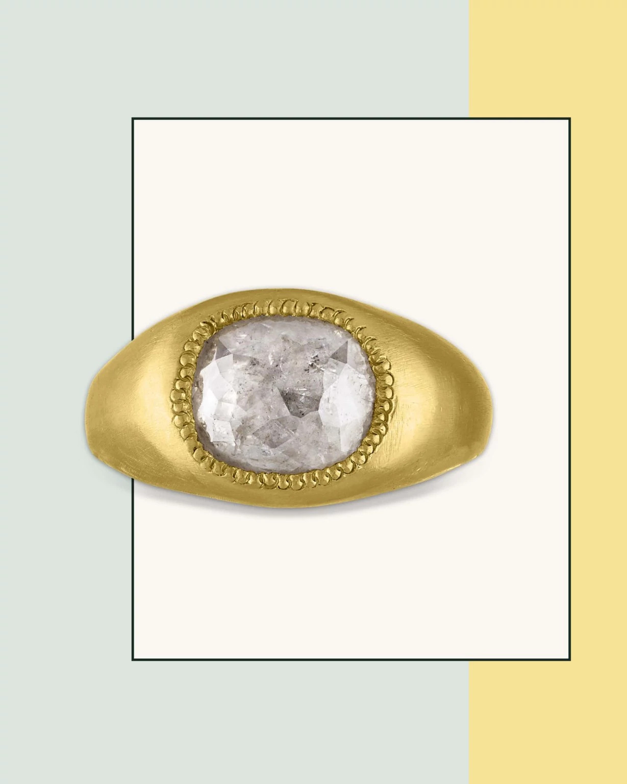 Jean Prounis的天然钻石作品