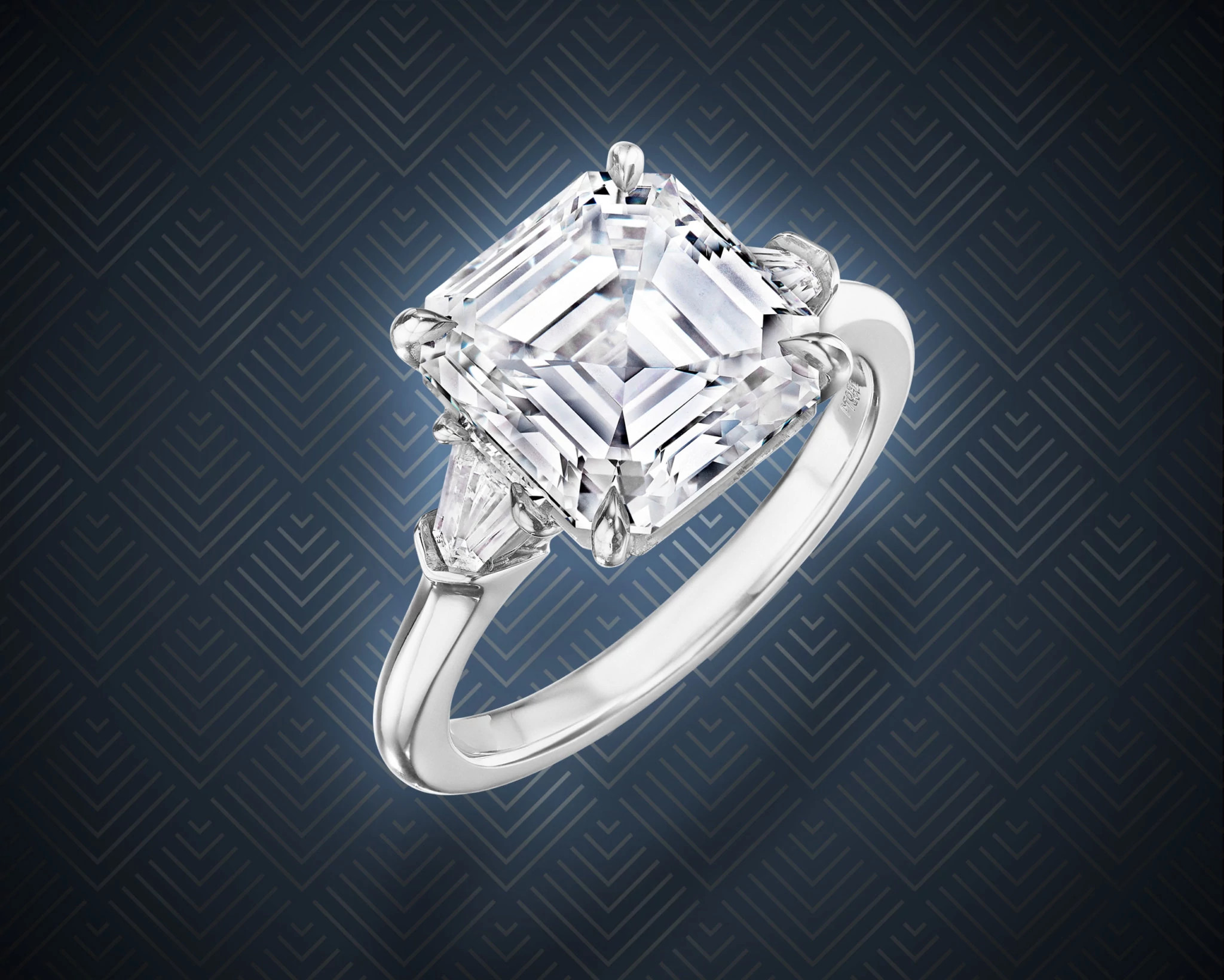 Lauren Addison天然钻石戒指