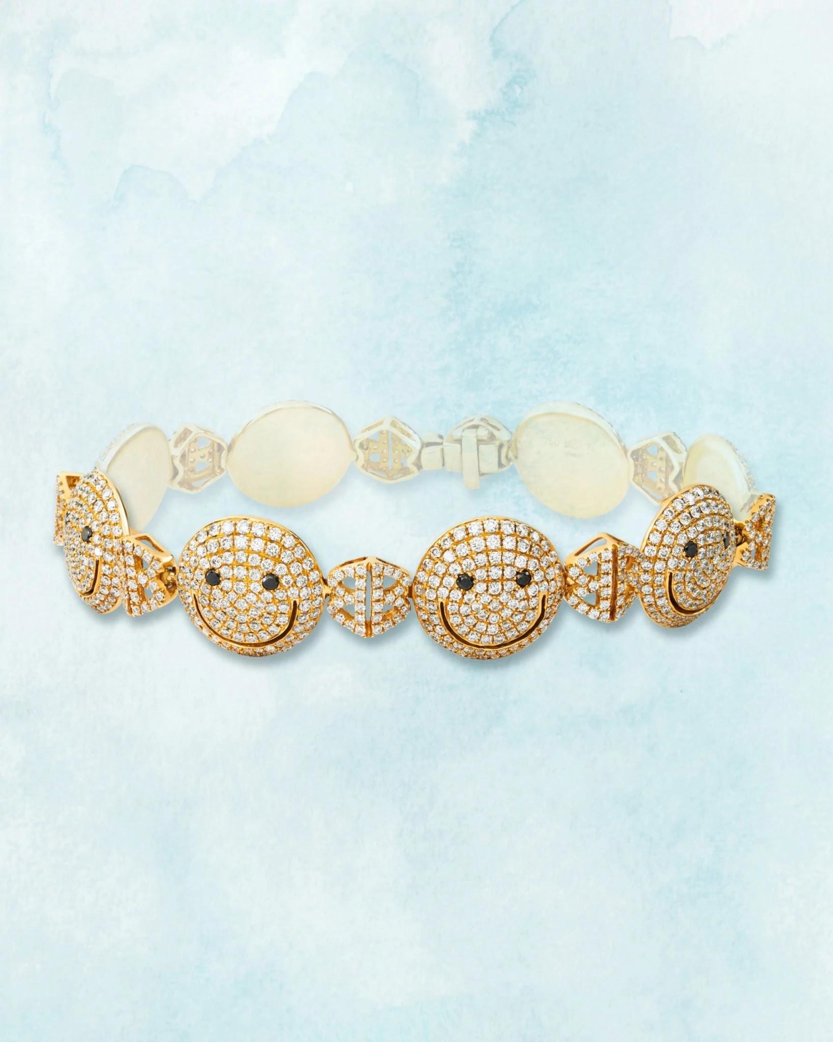洛林·施瓦茨设计的天然钻石饰品