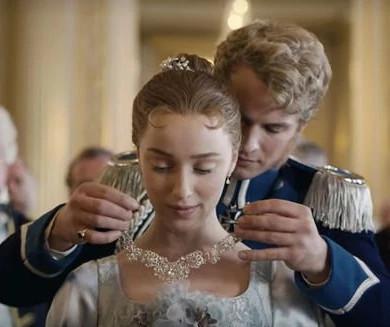 《布里奇顿》皇后的珠宝